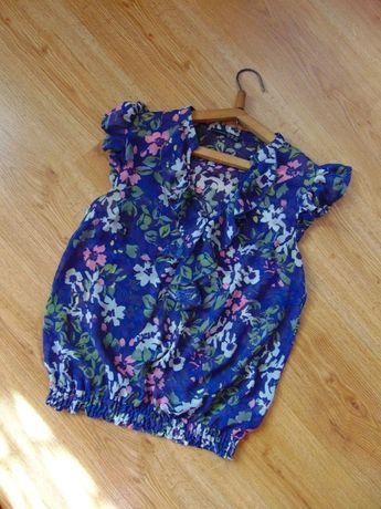 Шифоновая блузка 44-46
