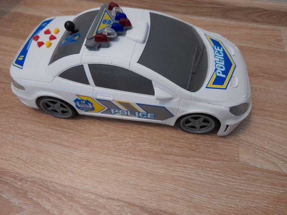 Auto policyjne z muzyką i światłami Płock - image 1