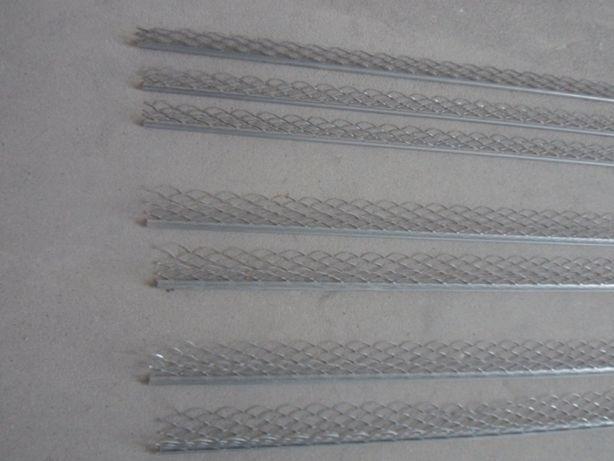 Narożnik tynkarski metalowy 3m