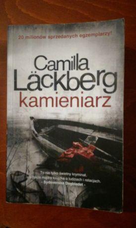 "Camilla Lackberg - ""Kamieniarz"""