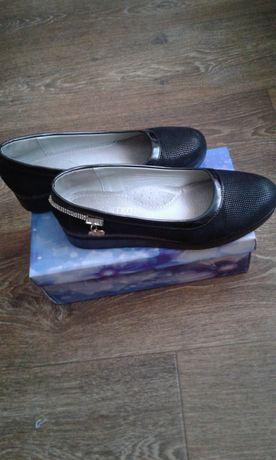 Туфли девочке для школы