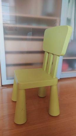 Cadeira IKEA - criança