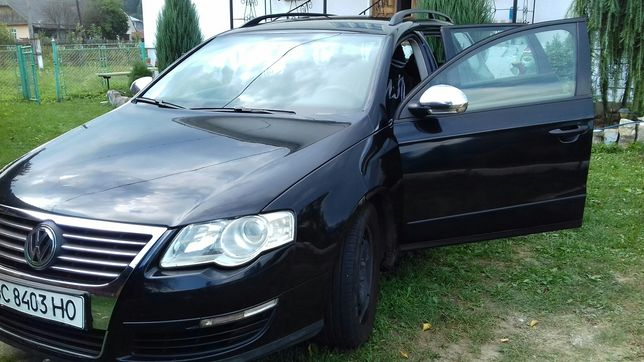 Продам автомобіль PASSAT B6, автомат КП - 2008
