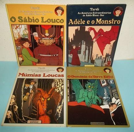 Adele Blanc-Sec Bertrand Editora