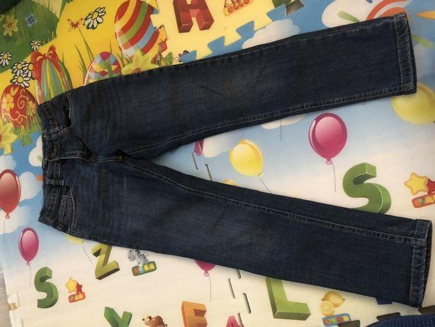 Spodnie chlopiece Mango rozm 140 cm