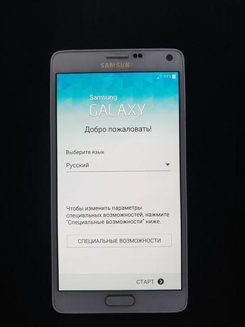 Samsung Galaxy Note 4 SM-N910C белый 3/32 exinos 1sim