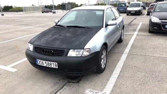 Audi a3 1.6 benzyna / gaz