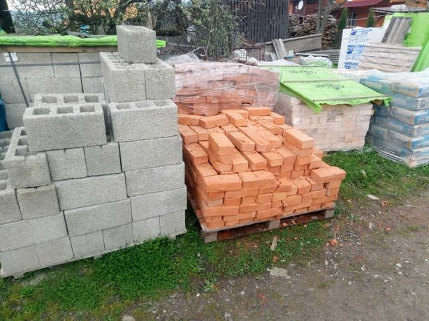 Будівельні матеріали. Газоблоки, цегла, бетонні блоки,арматура,