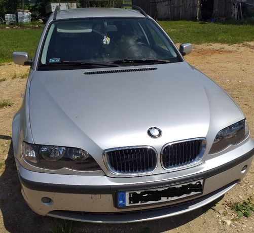 PILNE!!! Sprzedam BMW E46