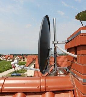Montaż anten satelitarnych i naziemnych dvb-t ,naprawa komputerów