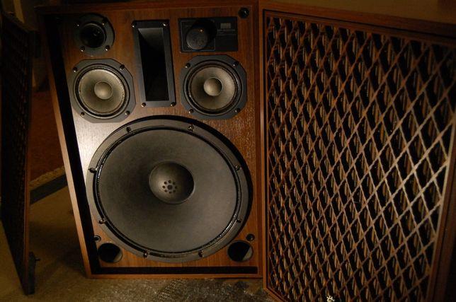 Sansui SP 5500X kolumny, głośniki