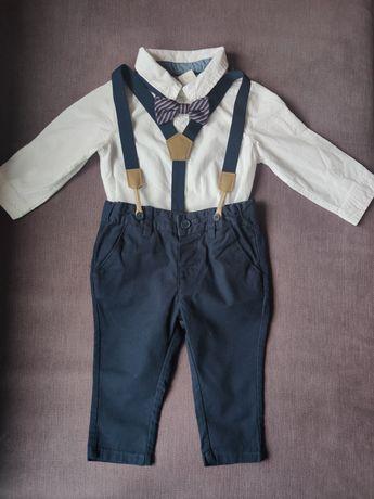 Нарядный праздничный костюм HM 74 размер