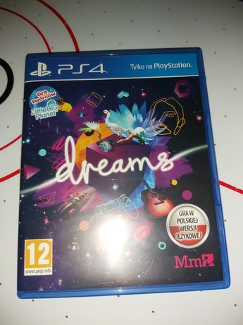 Gra Dreams PlayStation 4 ps4