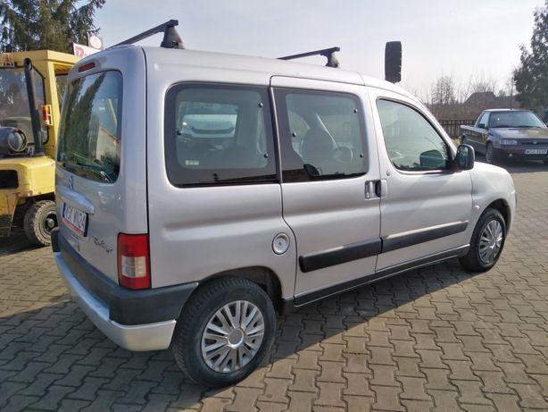 Citroën Berlingo 1.6 hdi 2006r Sprawny Tanio Siedlce