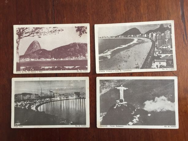 Postais antigos rio de Janeiro