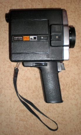 Кинокамера Аврора 217