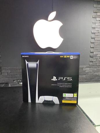 Sony Playstation 5 Digital Edition ГАРАНТИЯ! МАГАЗИН!