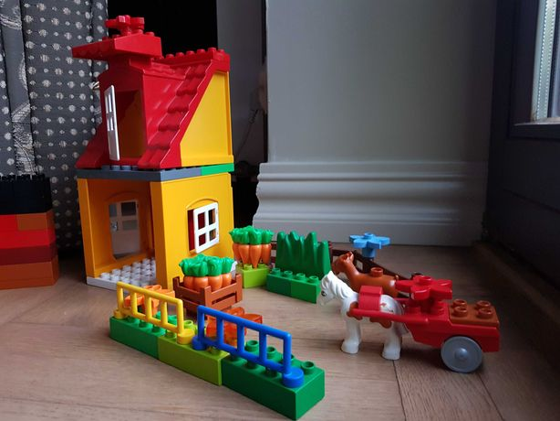 LEGO duplo zestaw farma, domek