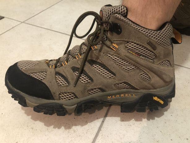 Оригінальні трекінгові черевики Merrell Qontinuum, Gore Tex, 44 розмір