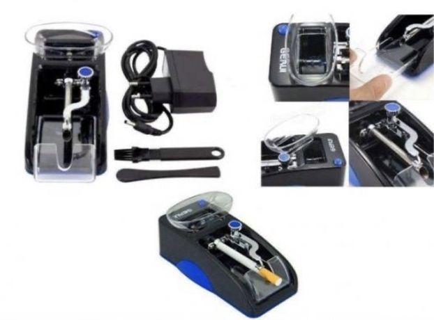 Качественная электрическая машинка для набивки сигарет Gerui 5, гильзы