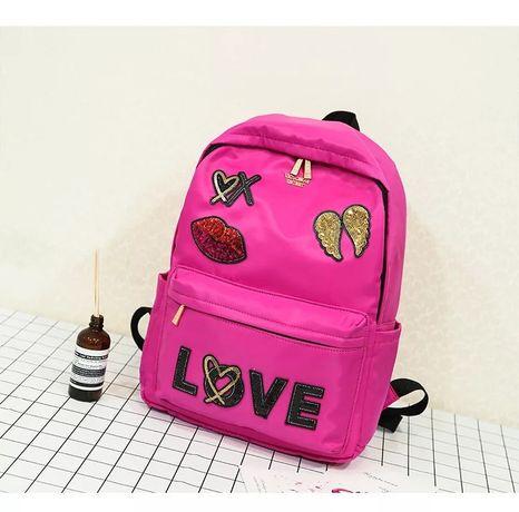 Różowy plecak Victoria's Secret