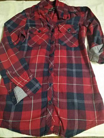 Рубашки от 8 до 13 лет