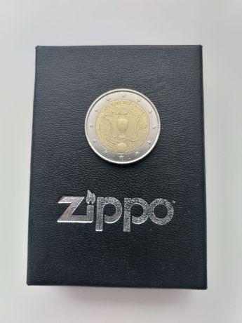 Продаю монету 2 євро,uefa euro 2016 France