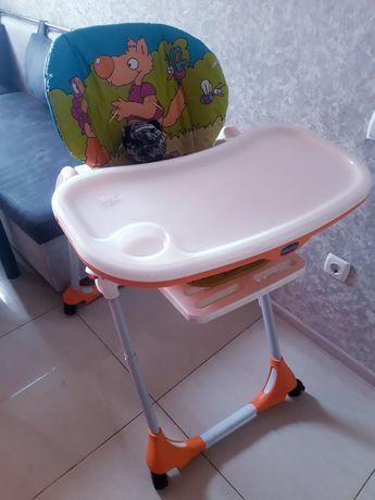 Детский стульчик для кормления Чико Поли