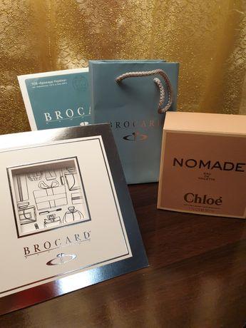 парфюм CHLOE NOMADE ОРИГИНАЛ 30ml! код:0310