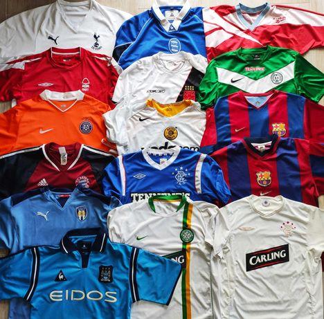 Camisolas futebol clubes estrangeiros originais