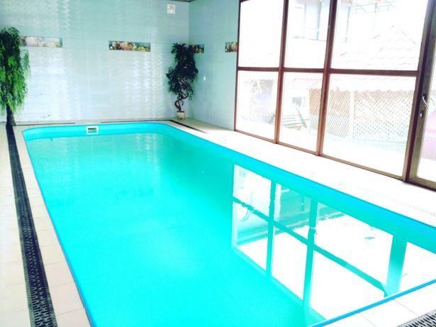 Уютный особнячок с большим крытым бассейном с подогевом!!!