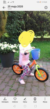 Sprzedam rowerek biegowy bez koszyka stan bardzo dobry