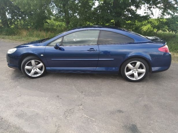 Peugeot 407 Coupe 2.0 HDI