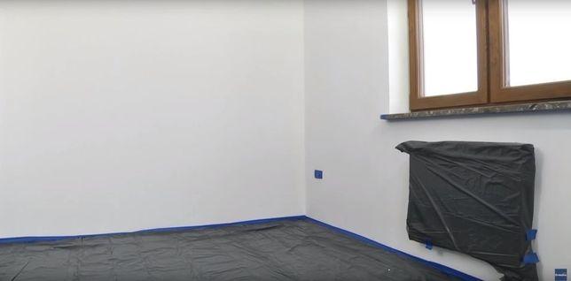 Malowanie szpachlowanie panele Glazura - Terakota
