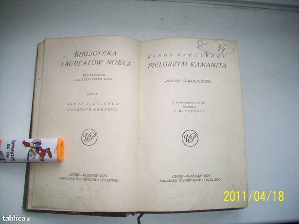 pielgrzym kamanita 1923r antyk