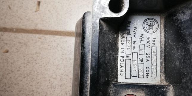 Wyłącznik silnika FAEL TYP AP III 25 4