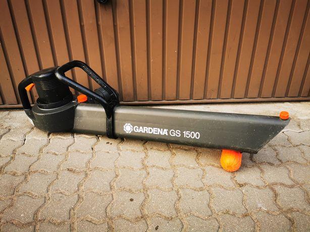 Dmuchawa do liści elektryczna GARDENA z Niemiec