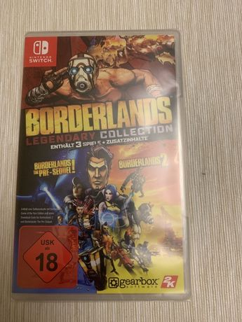 Borderlands collection Switch