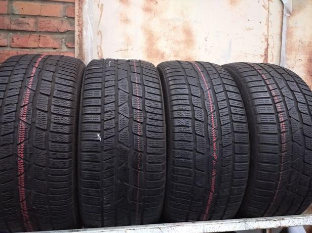 235/45r17 Continental Goodyear Bridgestone зима б/у шины с Германии