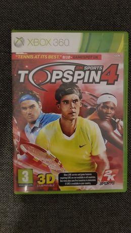 Gra Xbox 360 Top Spin 4