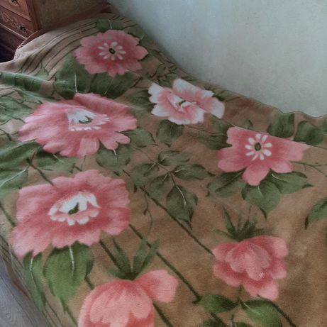 Покрывало плед на кровать ( диван)