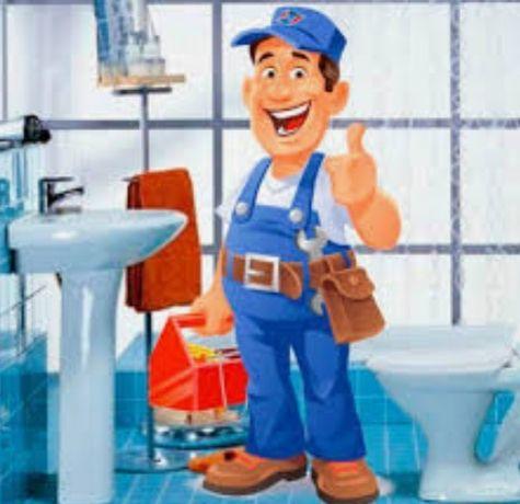 Любой ремонт сантехники