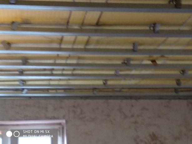 Sufity podwieszane,ściany w płytach, gładż,tapetowanie,malowanie,panel