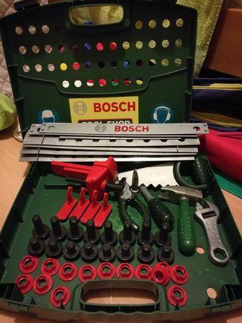 Bosch warsztat w walizce