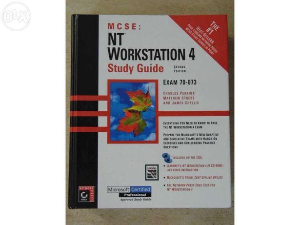 Mcse nt workstation 4 study guide, microsoft