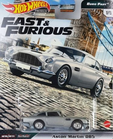 Hot Wheels Fast and furious  Aston Martin