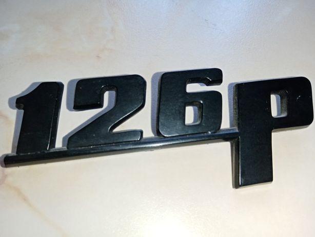 Emblemat 126p