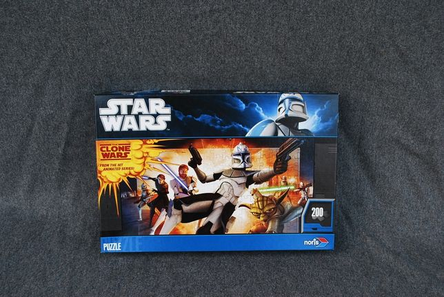 Puzzle Star Wars The Clone Wars 200 szt