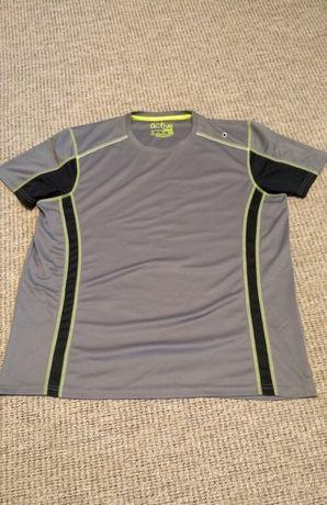Koszulka t-shirt sportowa rowerowa do biegania męska XL topcool