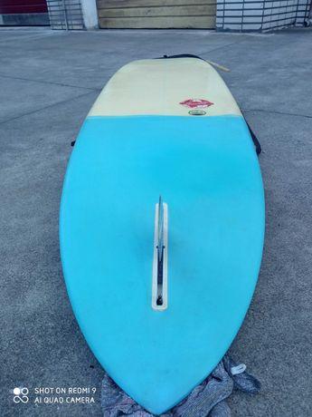Longboard retro movement